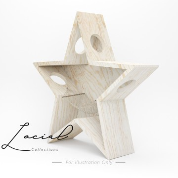 LDA003 Star Hung