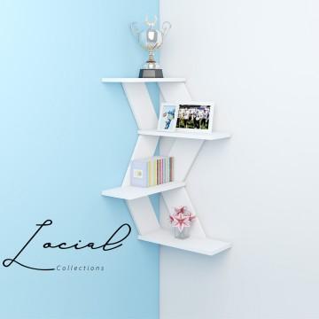 LDS010 Displayed Shelves
