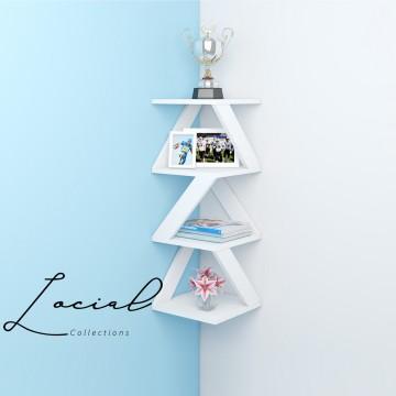 LDS014 Displayed Shelves