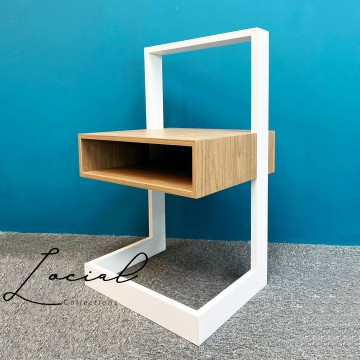 LST006 Adjustable Side Table